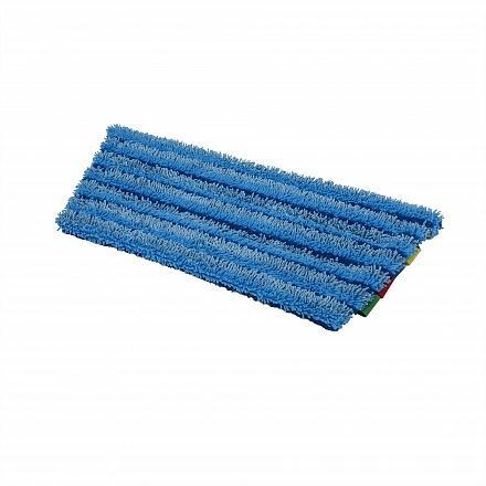 Wecoline vlakmop scrub 28 cm blauw, 5 stuks