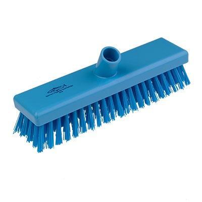 Hillbrush schrobber B759 blauw 30.5 cm harde vezel