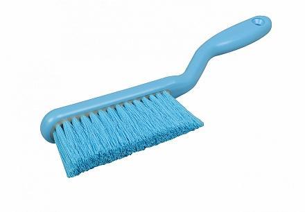 Hillbrush handveger blauw 32 cm zachte vezel