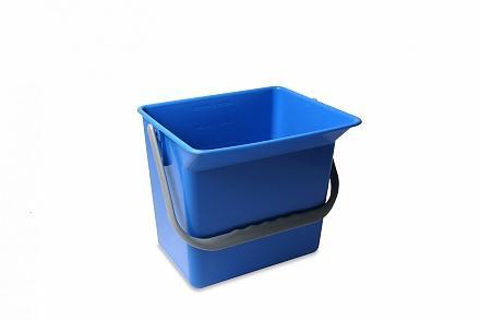 Wecoline emmer 6 liter blauw