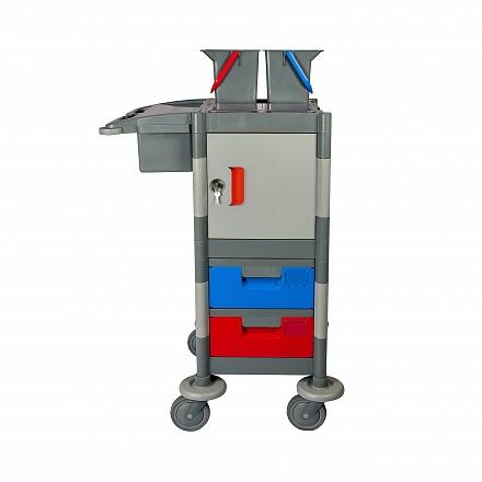 Wecoline Brix Compact werkwagen