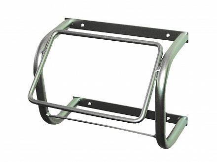 Clean 's Easy RVS wandhouder voor 1 dispenseremmer