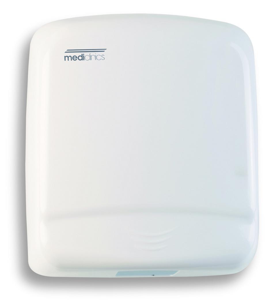 Mediclinics handendroger Optima M99A wit
