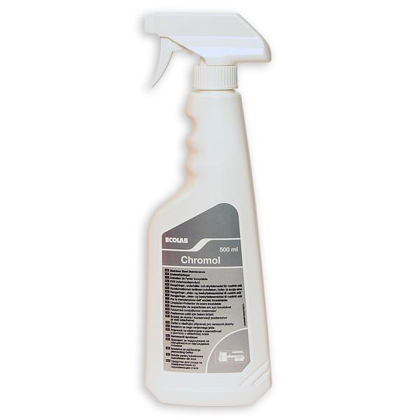 Ecolab Chromol, 6 x 500 ml