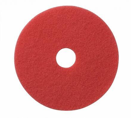 Wecoline spray pad rood 17 inch, 5 stuks