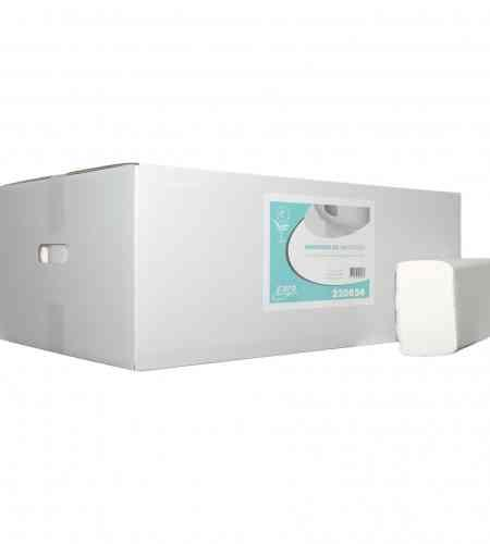 Handdoekpapier Multifold 2-lgs 24 x 20.6 cm, 3750 stuks
