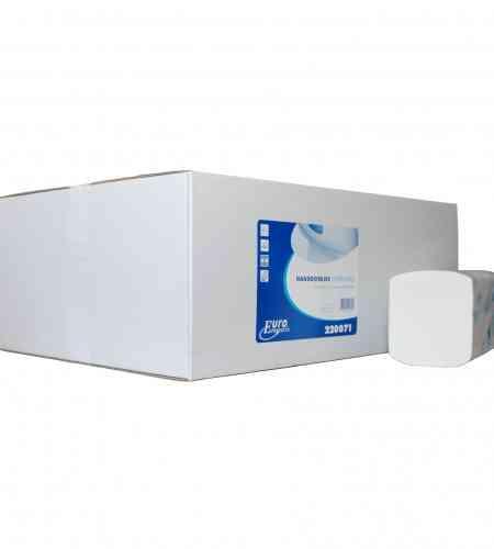Handdoekpapier Interfold 2-lgs 42 x 22 cm, 2400 stuks