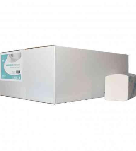 Handdoekpapier Interfold 3-lgs 32 x 22 cm, 2500 stuks