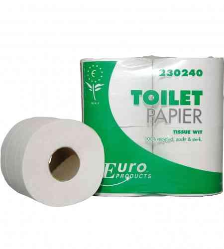 Toiletpapier 400 vel 2-lgs RW ECO/FSC, 10 x 4 rollen