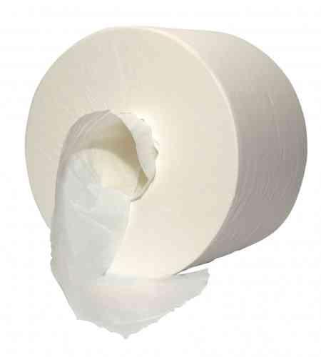 Toiletpapier coreless One Jumbo 2-lgs 200 mtr x 13.4 cm, 6 rollen