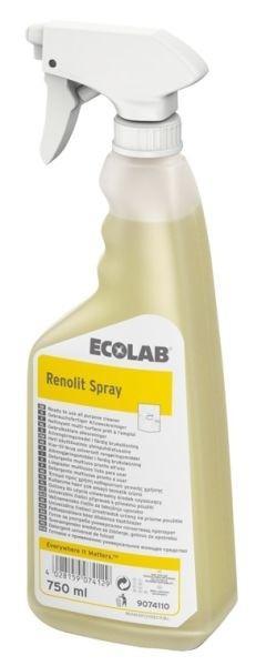 Ecolab Renolit Spray, 12 x 750 ml