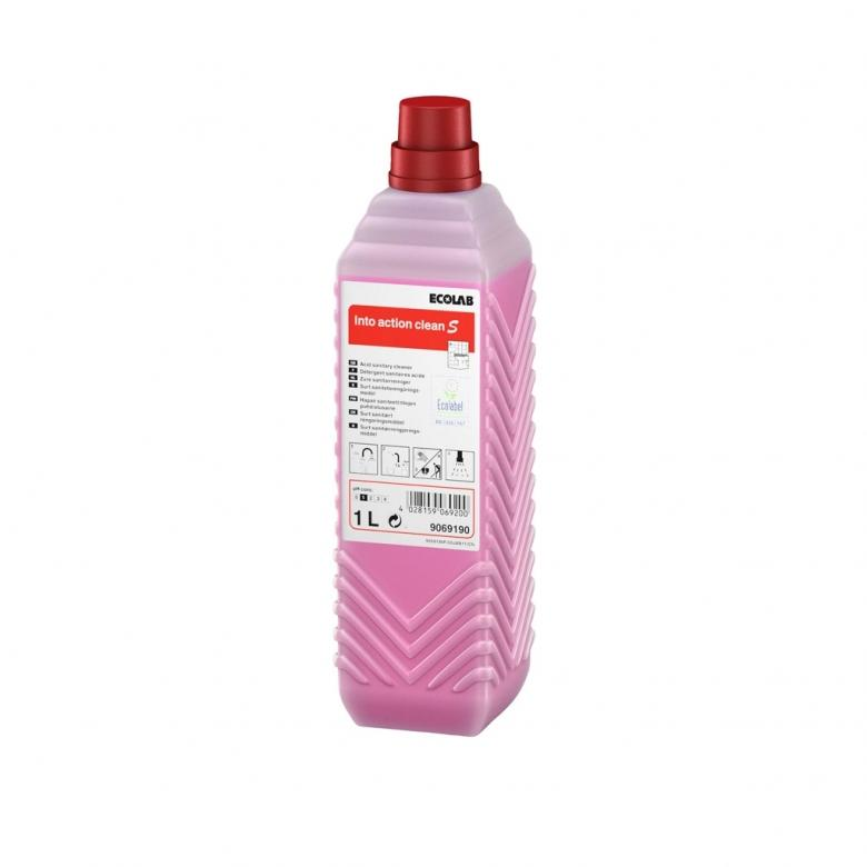 Ecolab Into Action Clean S, 6 x 1 liter