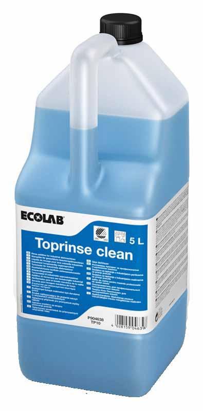 Ecolab Toprinse Clean, 2 x 5 liter