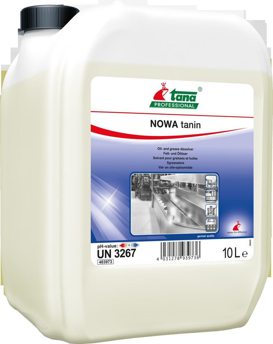Tana Nowa tanin, can 10 liter