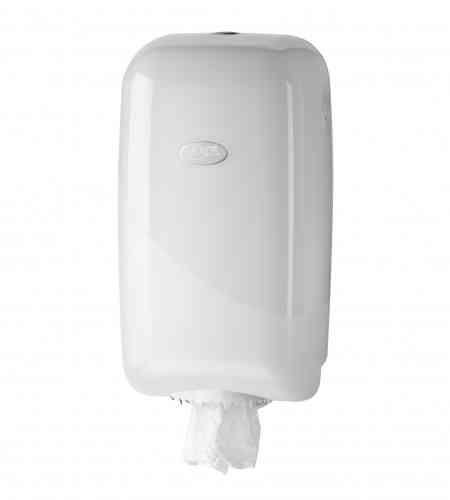 Pearl White mini dispenser