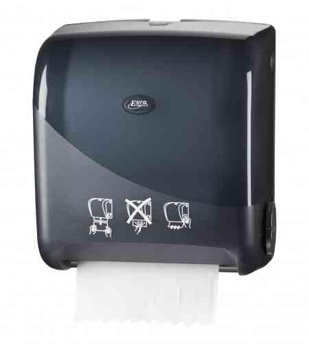 Pearl Black handdoekrolautomaat, Matic autocut