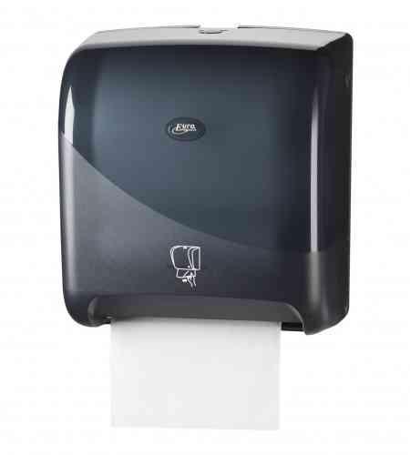 Pearl Black handdoekrolautomaat, Motion tear & go
