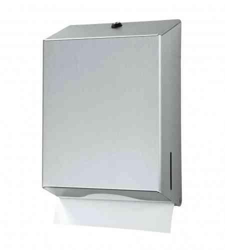Euro RVS handdoekdispenser