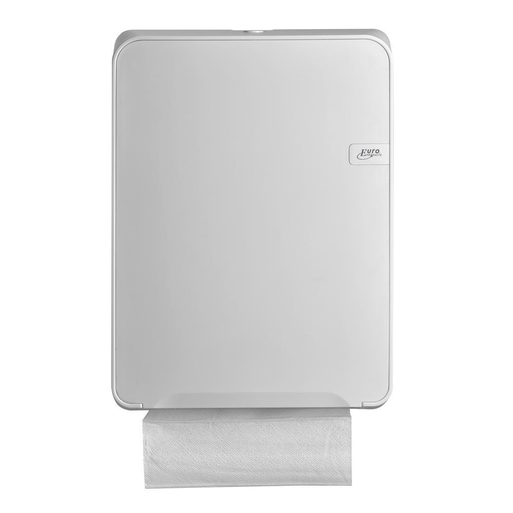 Quartz White handdoekdispenser Multifold