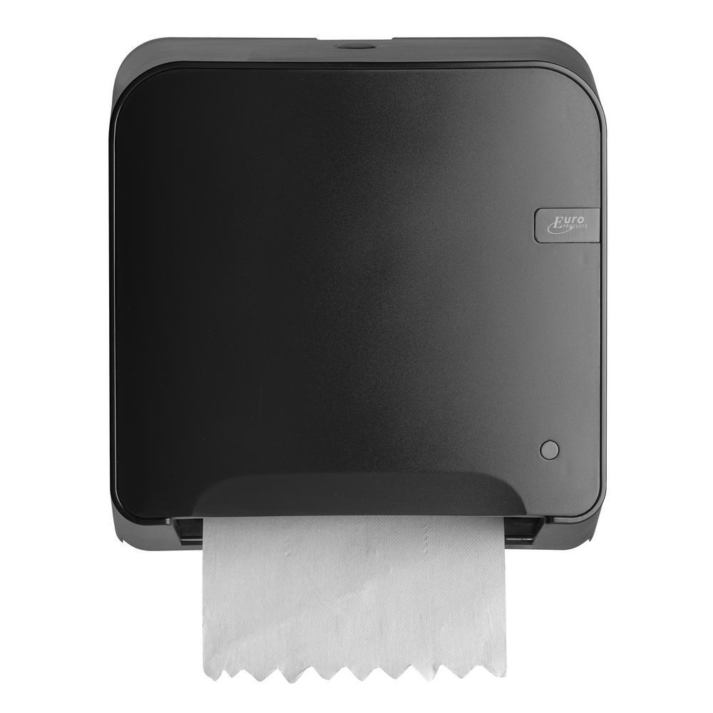 Quartz Black handdoekautomaat Mini Matic XL