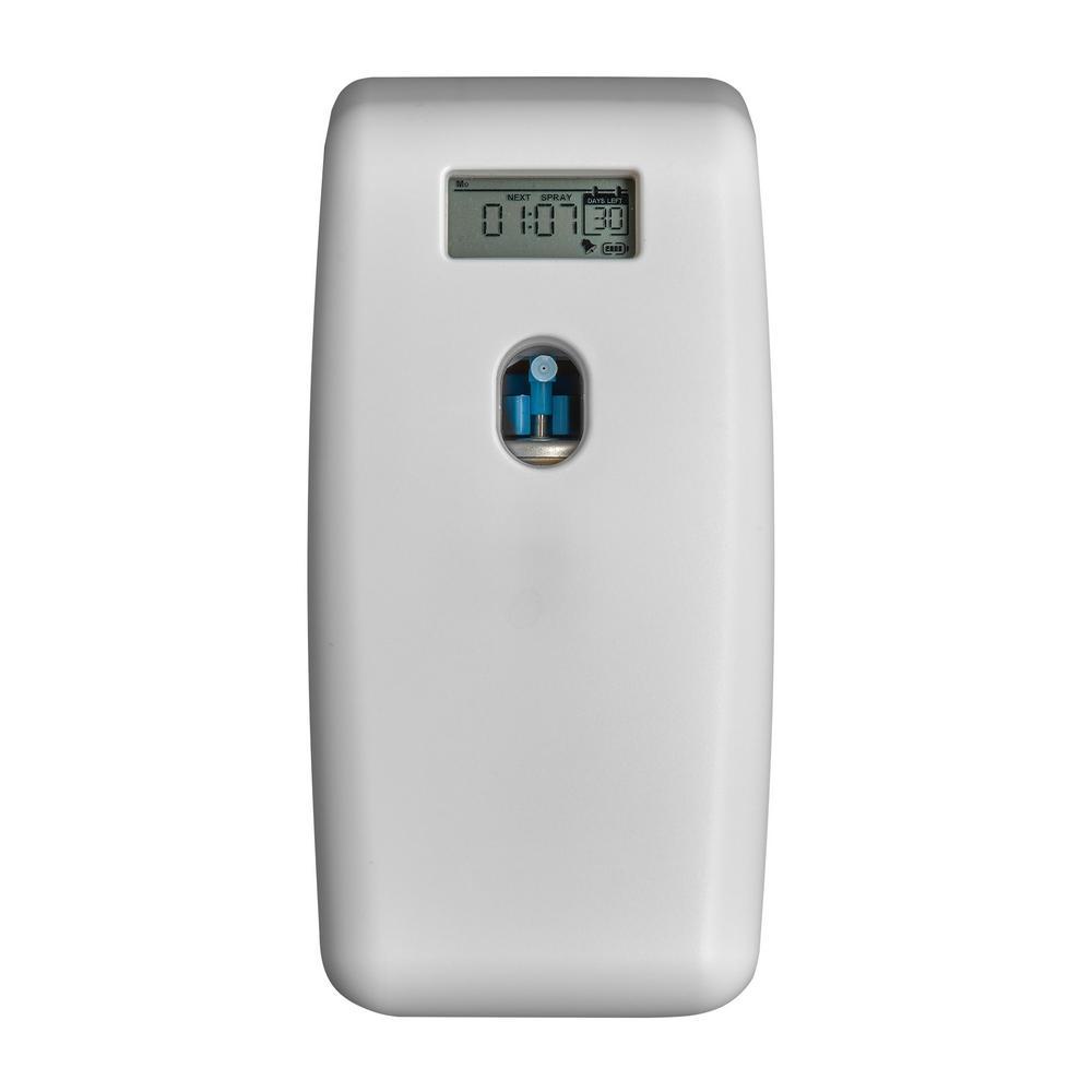 Quartz White luchtverfrisser digitaal