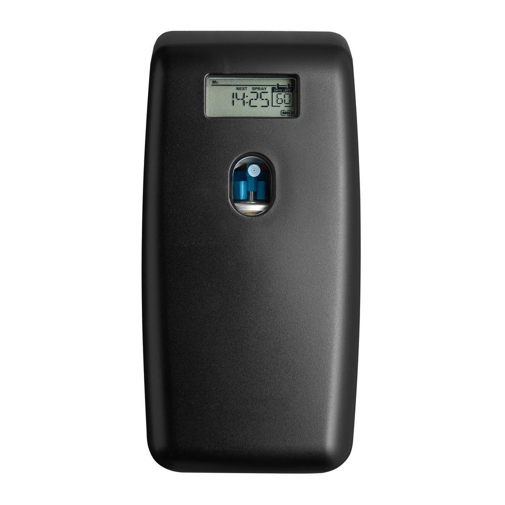 Quartz Black luchtverfrisser digitaal