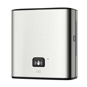 Tork Image Design touchfree handdoekrol automaat RVS