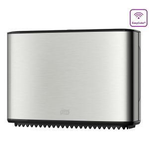 Tork Image Design mini jumbo toiletroldispenser RVS