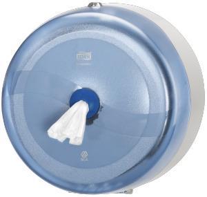 Tork SmartOne toiletpapier dispenser blauw