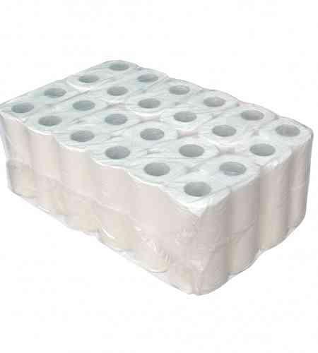 Toiletpapier 200 vel 2-lgs, 12 x 4 rollen