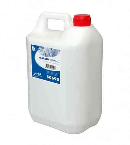 Handzeep met antibacteriele werking can 5 ltr
