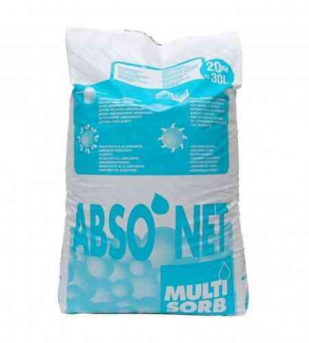 Vloerkorrels Multi Sorb zak 20 kilogram