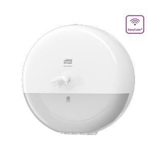 Tork Elevation SmartOne toiletpapier dispenser wit
