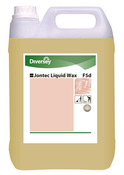 Taski Jontec Liquid Wax, 2 x 5 Liter