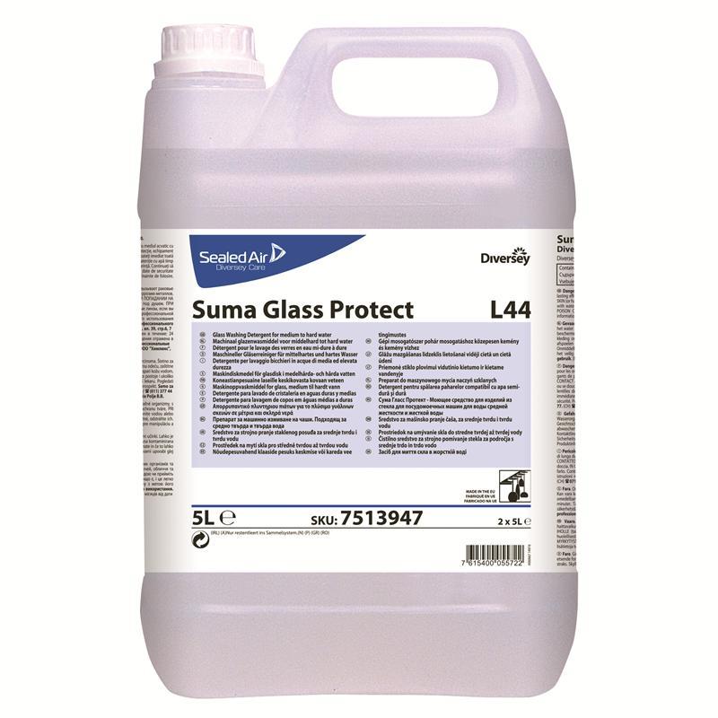 Suma Glass Protect L44, 2 x 5 liter