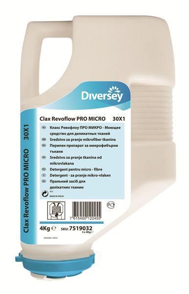 Clax Revoflow Pro Micro 30X1, 3 x 4 kg