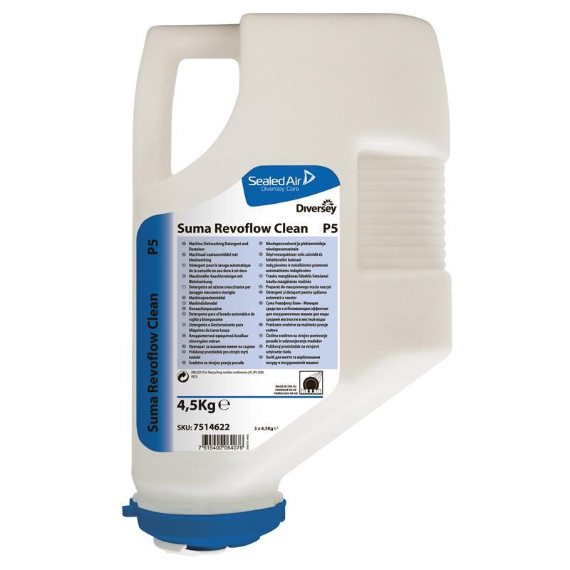 Suma Revoflow Clean P5, 3 x 4,5 kg