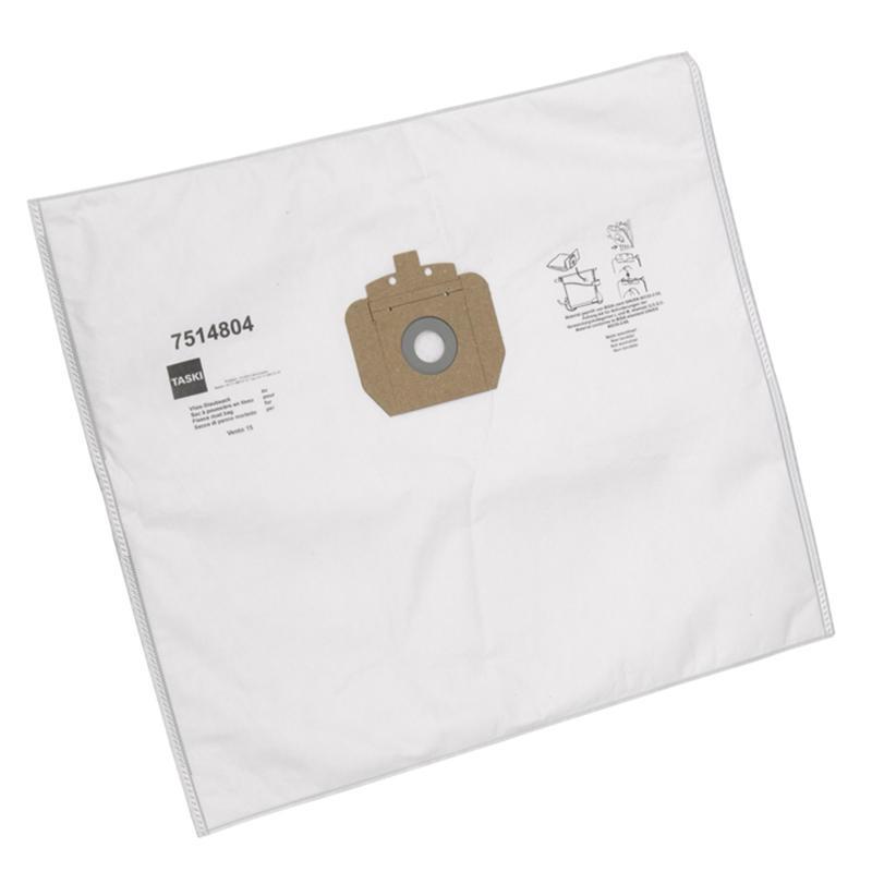 Taski fleece filter stofzak Vento 15, 10 stuks