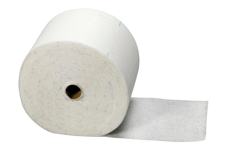 Taski hygiëne stofwisdoek op rol 60 cm 100 stuks, 2 rollen