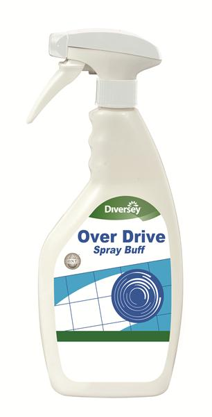Diversey Over Drive, 6 x 750 ml