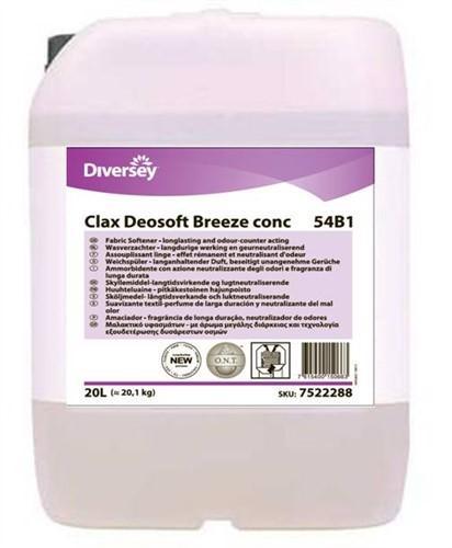 Clax Deosoft Breeze, can 20 liter