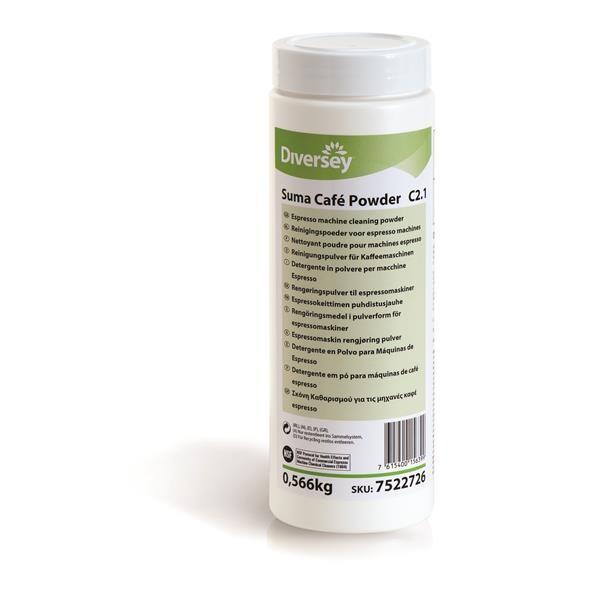 Suma Café Powder C2.2, 2 x 0.56 kg