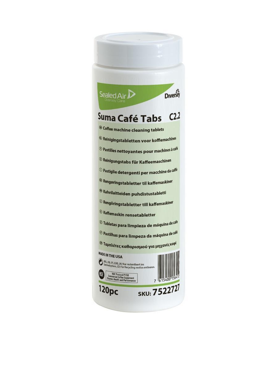 Suma Café AT C2.2, 2 x 120 stuks