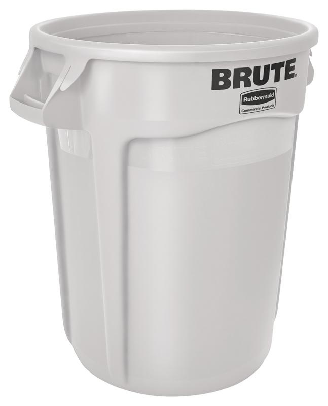 Rubbermaid Brute container 121,1 ltr wit