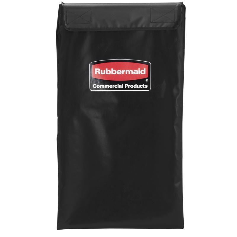 Rubbermaid X-Cart zak 150 ltr zwart
