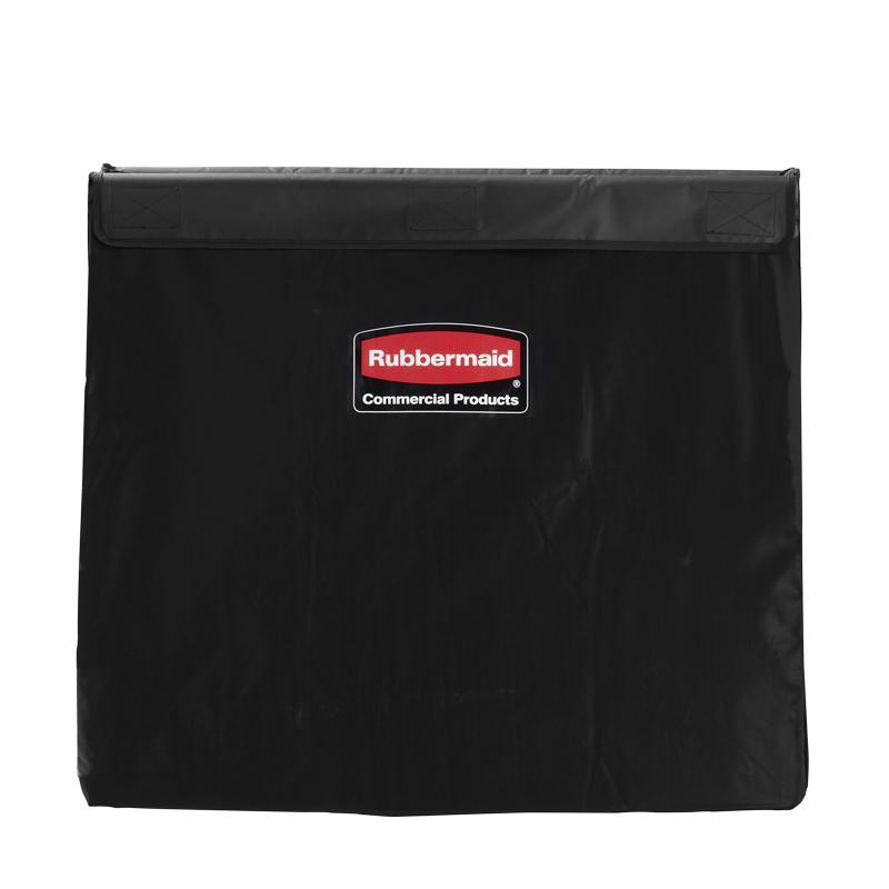 Rubbermaid X-Cart zak 300 ltr zwart