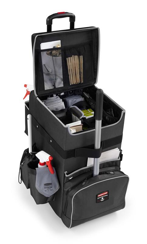 Rubbermaid trolley Quick Cart groot