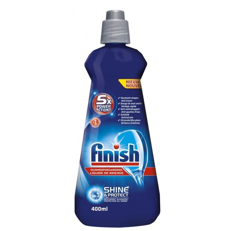Finish glansspoel regular 6 x 400 ml