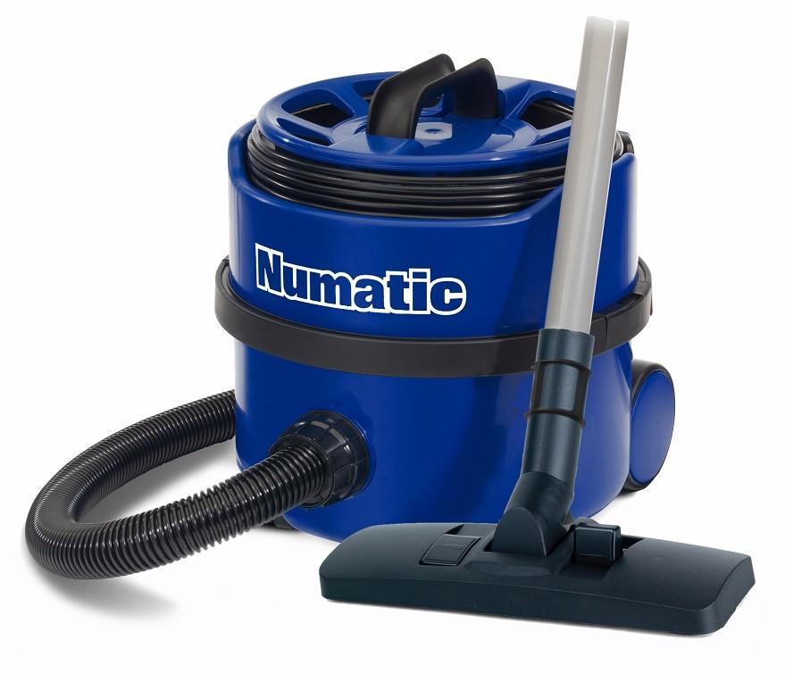 Numatic stofzuiger NVH-180 blauw