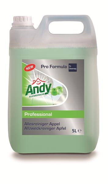 Andy allesreiniger Apple, 2 x 5 liter